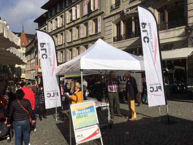 PLC Marché de Lausanne